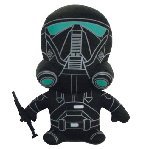 Star Wars Rogue One Death Trooper Super Deformed Plush