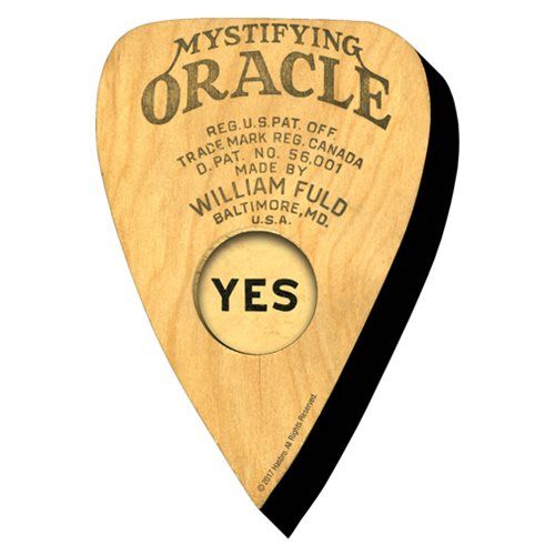 Ouija Planchette Funky Chunky Magnet
