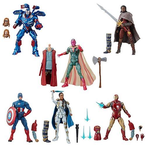 Avengers Marvel Legends 6-Inch Action Figures Wave 5 Case