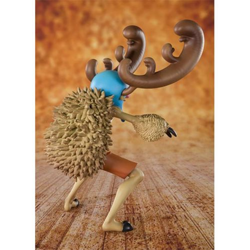 One Piece Cotton Candy Lover Chopper Horn Point FiguartsZero Statue