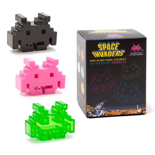 Space Invaders Individual Blind Box Mini-Figure