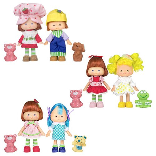 Strawberry Shortcake and Friends Retro 2-Pack Case