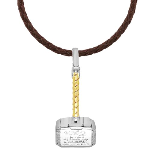 Thor Mjolnir Pendant Necklace