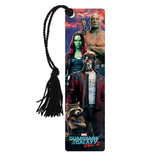 Guardians of the Galaxy Vol. 2 Guardians of the Galaxy Bookmark