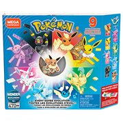 Mega Construx Pokemon Every Eevee Evolution Pack