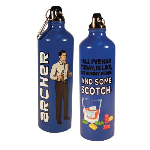 Archer Metal Water Bottle