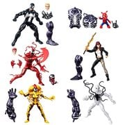 Venom Marvel Legends 6-Inch Action Figures Wave 1
