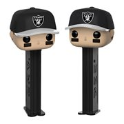 NFL Raiders Cap Pop! Pez