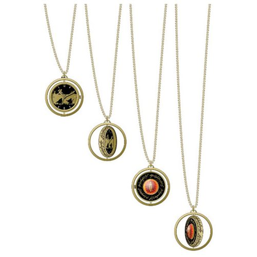 Lord of the Ring Eye of Sauron Necklace Watch