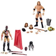 WWE Ultimate Edition Asst Wave 3 Action Figure Set