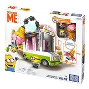 Mega Bloks Despicable Me Ice Scream Truck