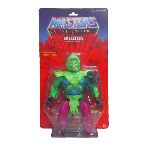 Masters of the Universe Skeletor Color Combo B 12-Inch Figure