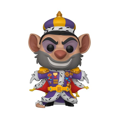The Great Mouse Detective Ratigan Pop! Vinyl Figure