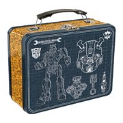 Transformers Bumblebee's Garage Large Tin Tote