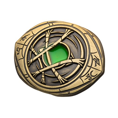 Dr. Strange Eye of Agamotto Light-Up Pin