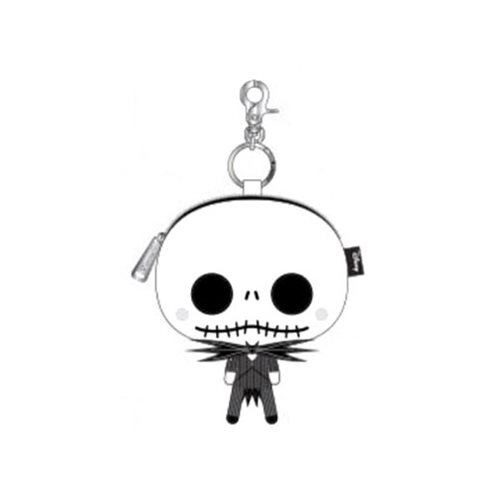 Nightmare Before Christmas Jack Skellington Chibi Coin Bag