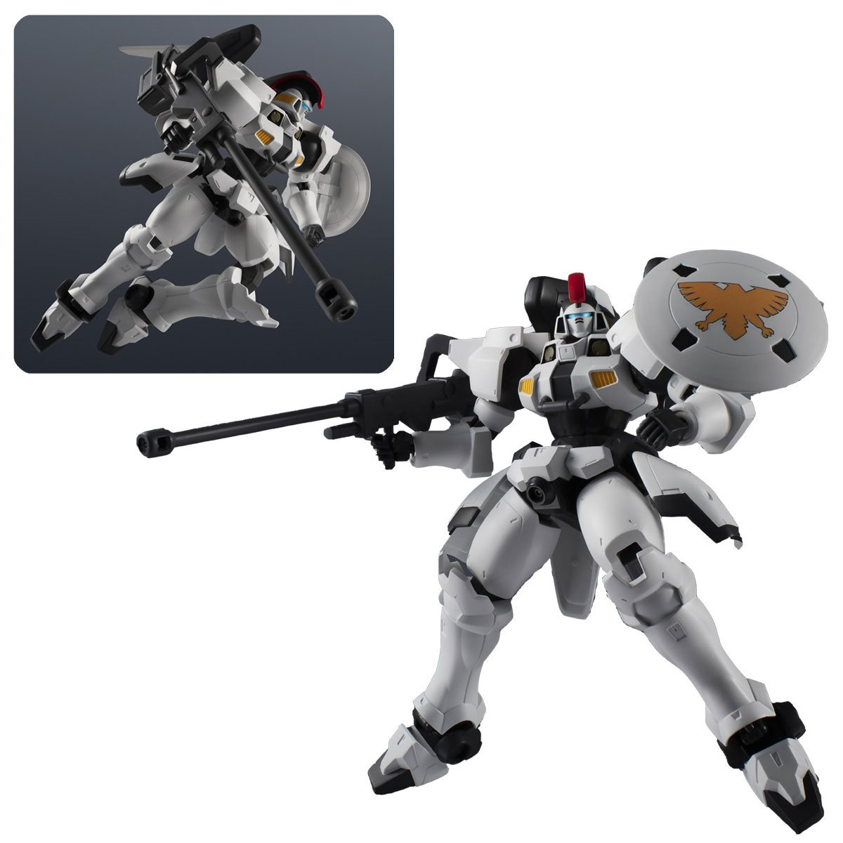 Mobile Report Gundam Wing Oz 00ms Tallgeese Gundam Universe Action Figure Quatre is wounded, and zechs refuses to fight for the romfeller foundation anymore. mobile report gundam wing oz 00ms tallgeese gundam universe action figure