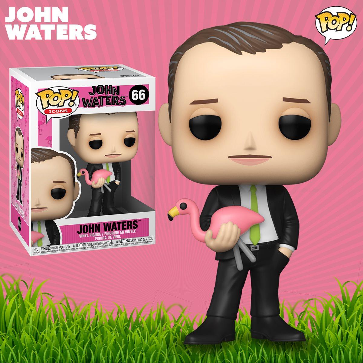 POP Icons John Waters