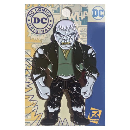 DC Comics Solomon Grundy Pin