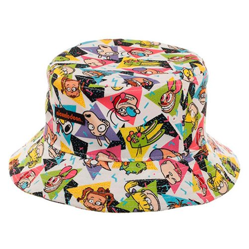 Nickelodeon All Over Print Bucket Hat