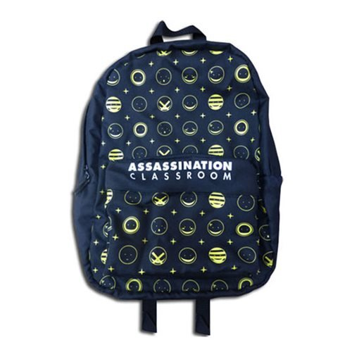 Assassination Classroom Korosensei Expression Backpack