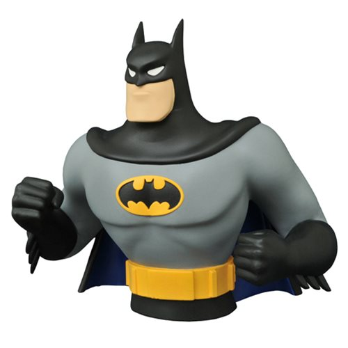 Batman: The Animated Series Batman Bust Bank