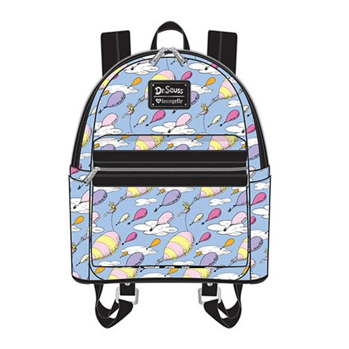 Dr. Seuss Oh The Places You'll Go Print Mini Backpack