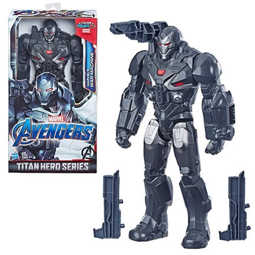 Avengers: Endgame Titan Hero Marvel's War Machine 12-Inch Action Figure