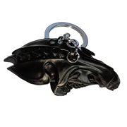 Aliens Queen Head Key Chain