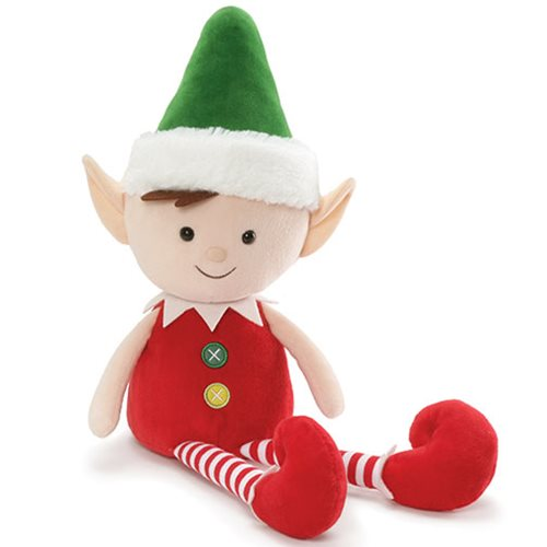 Buttons the Elf 8-Inch Plush