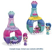 Mega Bloks Shimmer and Shine Palace Playset Case