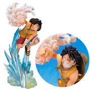 One Piece Monkey D. Luffy Brother's Bond Figuarts ZERO Statue