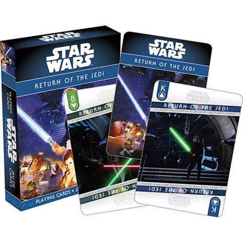 Star Wars: Episode VI - Return of the Jedi Playing Cards