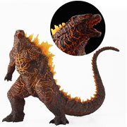 Godzilla: King of the Monsters Burning Version Hyper Solid Series Statue