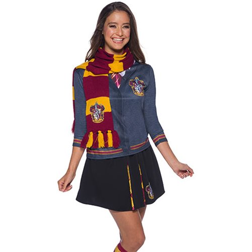Harry Potter Gryffindor Deluxe Scarf