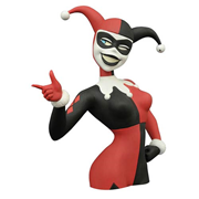 Batman: The Animated Series Harley Quinn Bust Bank