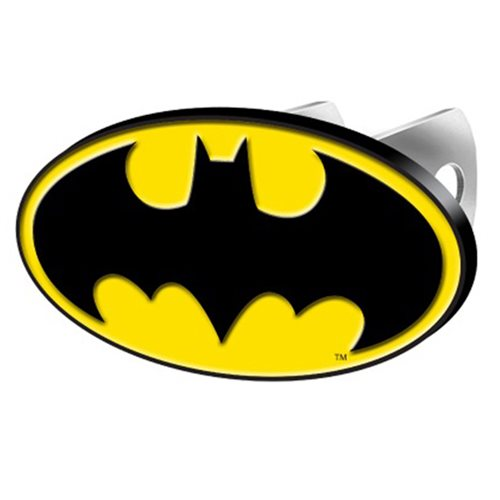 Batman Hitch Cover