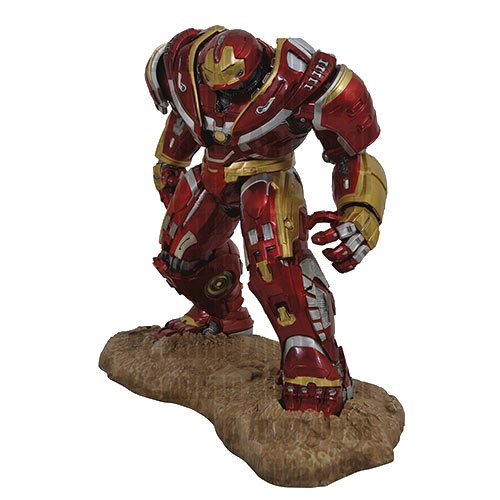 Картинки по запросу Marvel Milestones Statues - Avengers 3 Infinity War Movie - Hulkbuster