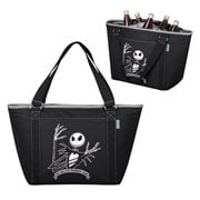 Nightmare Before Christmas Jack Skellington Topanga Cooler Tote Bag