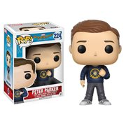Homecoming Peter Parker Pop! Vinyl Figure, Not Mint