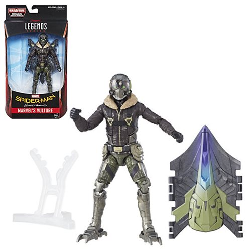 Marvel Legends Spider-Man 6-inch Marvel's Vulture Action Figure