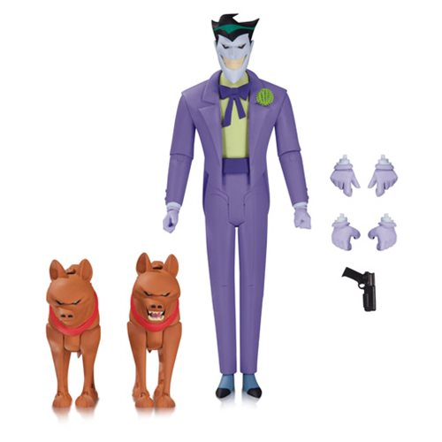The New Batman Adventures Joker Action Figure