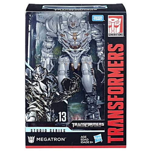 Transformers Studio Series Premier Voyager Wave 4 Case