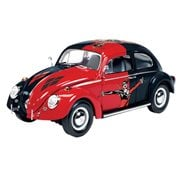 Batman Harley Quinn Volkswagen Beetle 1:24 Scale Snap-Fit Model Kit