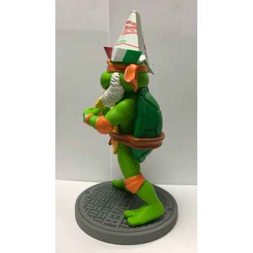 Teenage Mutant Ninja Turtles Michelangelo Garden Gnome