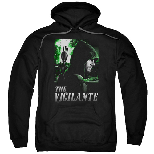 Arrow TV Series Star City Defender Hoodie