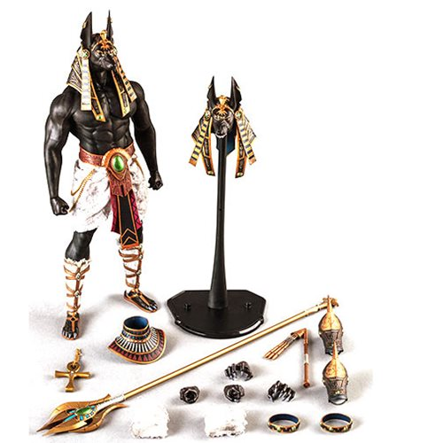 Anubis Guardian of the Underworld 1:6 Scale Action Figure