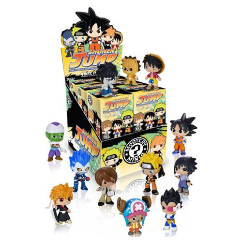 Best of Anime Series 2 Mystery Minis Display Case