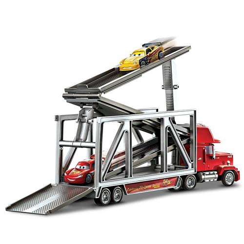 Cars Lift and Launch Mack Transporter Vehicle Playset