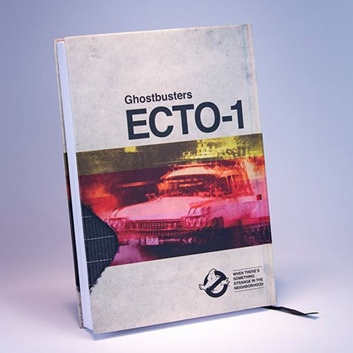 Ghostbusters ECTO-1 VHS Journal